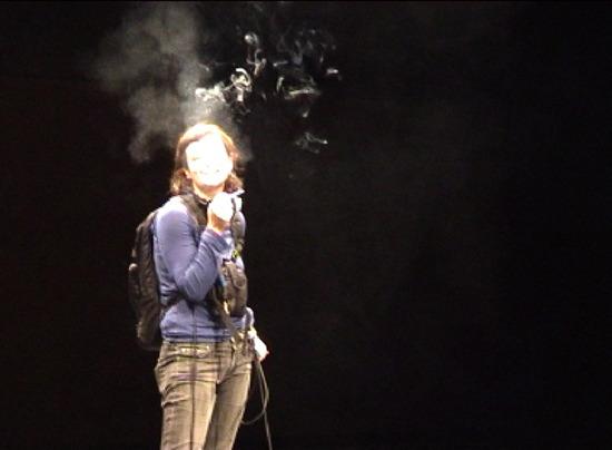 Ivana Müller - 15 minutes smoke