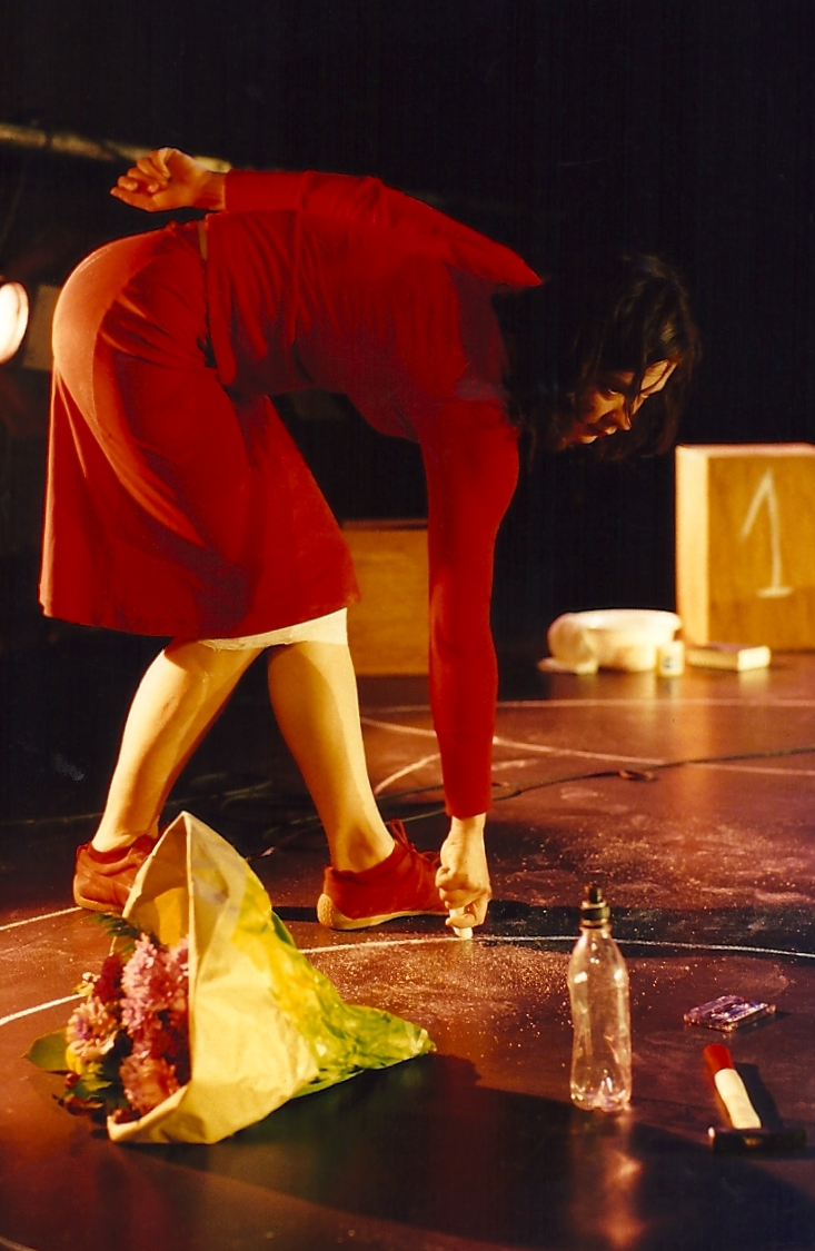Ivana Müller - LOVELY PERFORMANCE (2002))